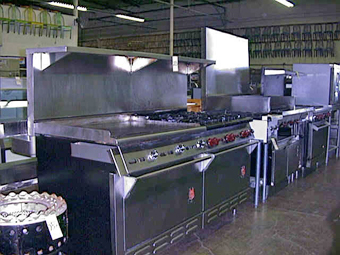 Used Restaurant Equipment California